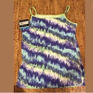 EXOFFICIO Tank Top Cami Tye Dye Medium NWT